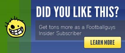 Get More At Footballguys.com